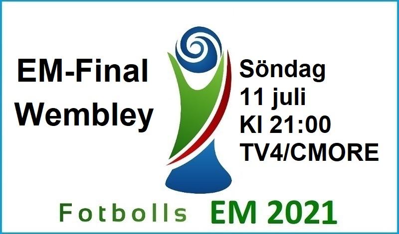 Final Fotbolls EM 2021