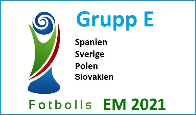 Fotbolls EM med Polens grupp och tabell