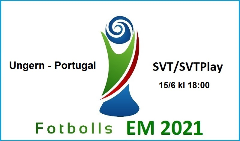 Ungern - Portugal i Fotbolls EM 2021